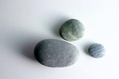来回石头 免版税库存图片