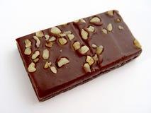 果仁巧克力 库存图片