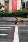 27ème Marathon de classique d'Athènes Images libres de droits