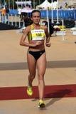 27ème Marathon de classique d'Athènes Photos stock