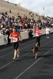 27ème Moments classiques de marathon d'Athènes Photo stock