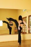 27舞蹈演员 免版税图库摄影