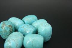 27 Azul-à-verdes Imagem de Stock Royalty Free