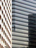 27 byggnader Arkivbild