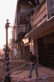 27 Chile 2010 trzęsień ziemi Luty Obraz Royalty Free
