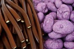 27 cukierków Obrazy Royalty Free