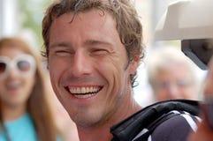 27 filiżanek 2008 marat Rogers safin Obrazy Royalty Free
