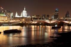 27 london Arkivbild