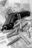 27 przestępstw pistolet Zdjęcie Royalty Free