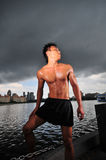27 sportar Fotografering för Bildbyråer
