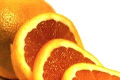 橙色片式 免版税库存图片