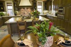 2746厨房 库存照片