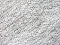 毛巾白色 图库摄影
