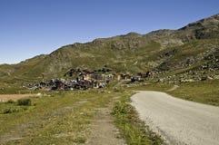 2770 m thorens val Fotografia Stock