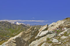 2770 m thorens val Fotografia Royalty Free