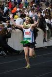27mo Momentos clásicos del maratón de Atenas Fotos de archivo libres de regalías