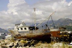 28小船 图库摄影