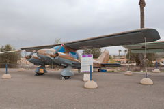 28执行skyservant的dornier 免版税库存照片