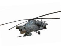 28直升机mi 库存照片