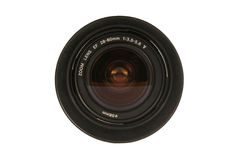 28-80mm Dslr Kameraobjektiv Stockfotografie