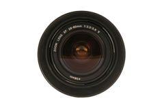 28 80mm obiektyw kamery dslr Fotografia Stock