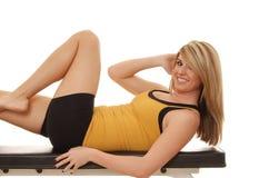 28 fitness dziewczyny zdrowia fizycznego Fotografia Stock