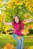 28 jesieni piękno Obraz Royalty Free