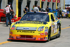 #28 Kvapil - coca-cola 2008 600 Images stock
