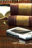 28 lagliga böcker Royaltyfri Foto