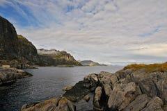 28 północ Norway Zdjęcia Royalty Free