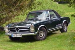 280 benz cabrio Mercedes sl Obrazy Stock