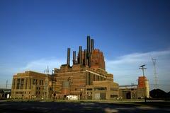 2800采煤img工厂 图库摄影