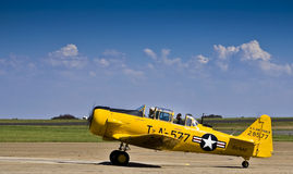 28577 - N. AT-6 americano Harvard Fotografia Stock