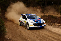 29° Rally Costa Smeralda - Italy Royalty Free Stock Photo