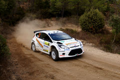 29° Rally Costa Smeralda - Italy Royalty Free Stock Images