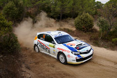 29° Rally Costa Smeralda - Italy Stock Image