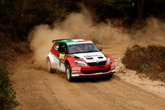 29° Rally Costa Smeralda - Italy Stock Images