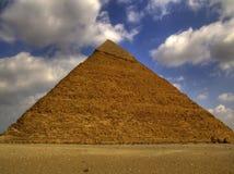 29座吉萨棉金字塔 免版税图库摄影