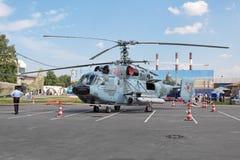 29架直升机钾 库存照片