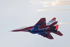 29 самолет-истребитель mig Стоковая Фотография