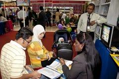29. Kuala- Lumpurinternationale Buch-Messe 2010 Stockbild