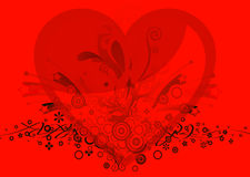 29 mój valentine byli Zdjęcie Stock
