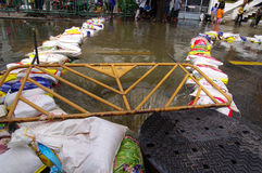 29 OCTOBRE : Non identifié du dist de Dusit de Bangkok Photo stock
