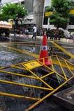 29. OKTOBER: Bangkoks Dusit Lizenzfreie Stockfotos