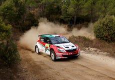 29° Rally Costa Smeralda - Italy Royalty Free Stock Photography