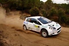 29° Rally Costa Smeralda - Italy Royalty Free Stock Photo