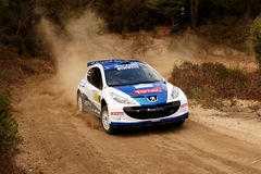 29° Rally Costa Smeralda - Italy Stock Photo