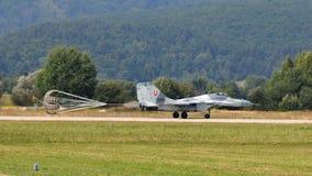 29 siły powietrzne target1726_1_ mig slovak Fotografia Stock