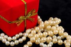 珍珠 免版税图库摄影
