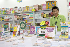 29o Feira de livro internacional 2010 de Kuala Lumpur Foto de Stock